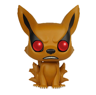 Funko Pop Nine-Tailed Fox Kurama Action Figure