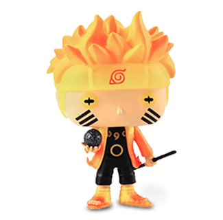 Funko Pop Naruto Rikudo Mode Action Figure
