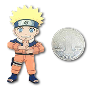 Naruto Fridge Magnet