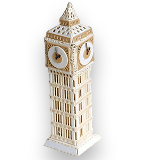 Big Ben 3D Paper Model Decoration