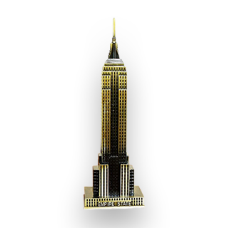 The Empire State Building Metal Decoration 22cm
