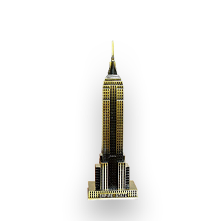 The Empire State Building Metal Decoration 18cm