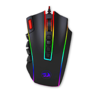 Redragon M990 LEGEND 24000 DPI Ergonomic Laser Gaming Mouse
