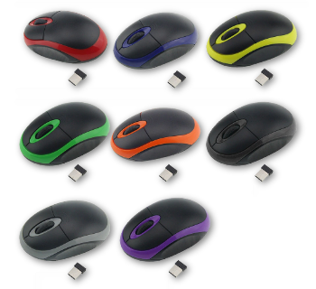 Mini 2.4G Wireless Optical Office Mouse