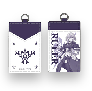 Fate Apocrypha Ruler Jeanne d'Arc Card Holder