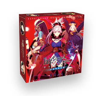 FGO - Fate Grand Order Gift Box