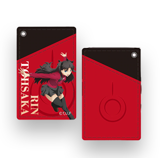 Fate Stay Night Tohsaka Rin Card Holder