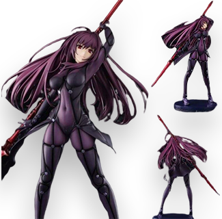 FGO Lancer Scathach 1/7 Scale PVC Figurine
