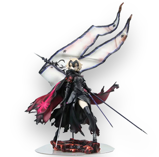 FGO Black Ruler Jeanne D'Arc Alter 1/7 Scale Figurine