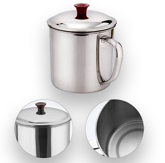 Stainless Steel Very Efficient Camping Mug