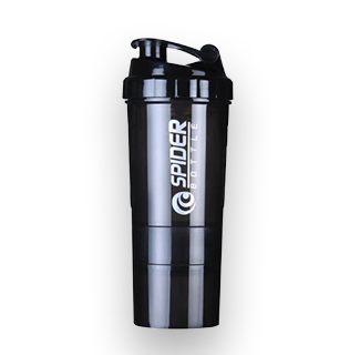 Protein Shake Bottle (Random Color)