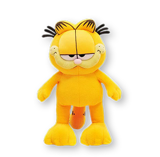 Garfield 20cm Plush Toy