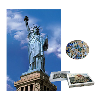 USA New York City Statue of Liberty Jigsaw Puzzle (1000)