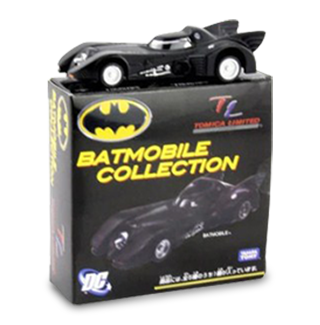 Tomica Batmobile Collection - The Keaton Mobile Action Figure