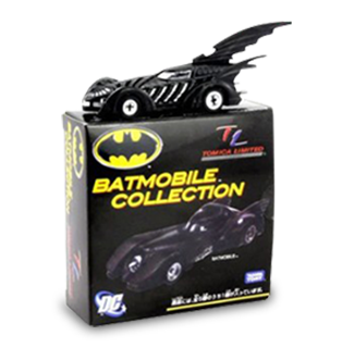 Tomica Batmobile Collection - The Kilmer Mobile Action Figure