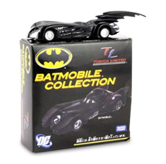 Tomica Batmobile Collection - The Clooney Mobile Action Figure