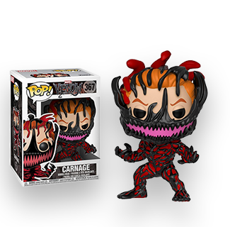 Funko Pop Carnage Action Figure