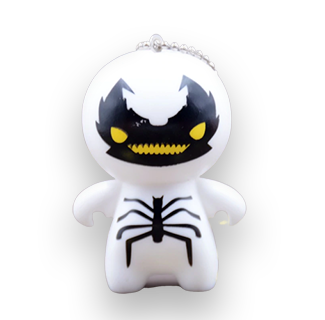 Anti-Venom Mini Plush Toy Strap