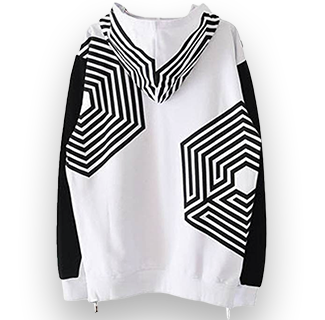 EXO Overdose Concert Hooded Sweater