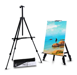 Portable Adjustable Canvas Painting Stand
