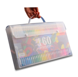 Brutfuner 160 Colors Professional Oil Color Pencils Set