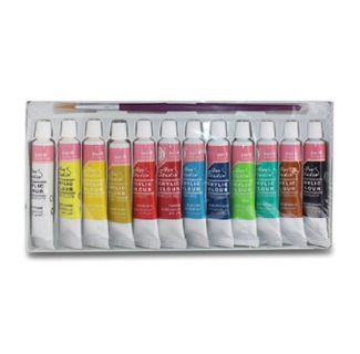 FangNymph 12 Colors Professional Acrylic Paints Set
