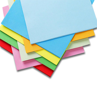 100pcs Solid Colored Square Origami Paper
