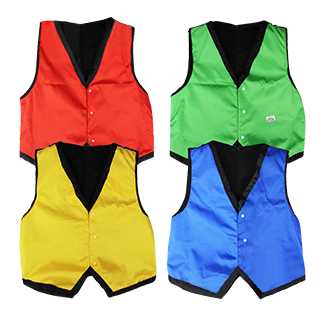 Magical Color Changing Vest