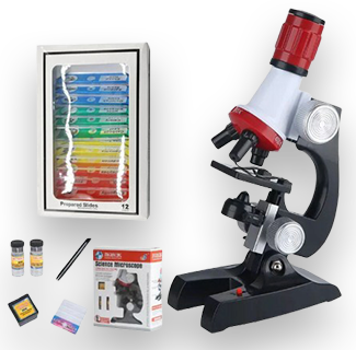 Science Lab 1200X Microscope