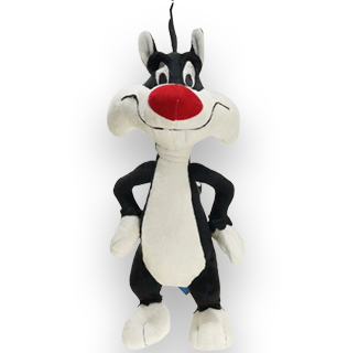 Looney Tunes - Sylvester the Cat 34cm plush Toy