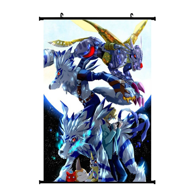 Digimon Adventures Tri - Yamato 20*30cm Tapestry Poster