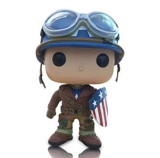 Funko Pop Captain America The First Avenger Action Figure