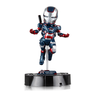 Flying Iron Suit Captain America Action Figure