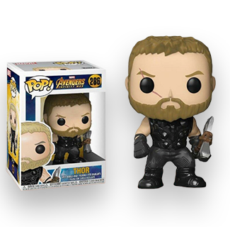 Funko Pop Avengers Infinity War - Thor Odinson Action Figure