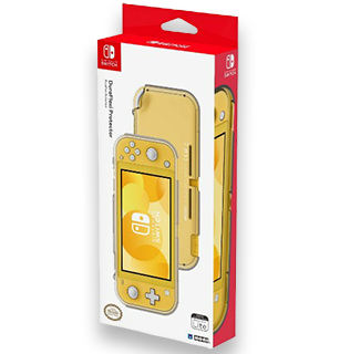 Nintendo Switch Lite DuraFlexi Protector (Clear) by Hori