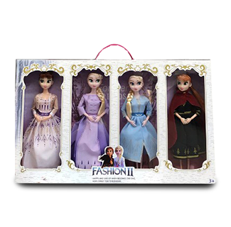 Disney Frozen Princesses Doll Collection