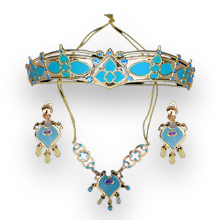 Princess Jasmine Jewelry Accessories