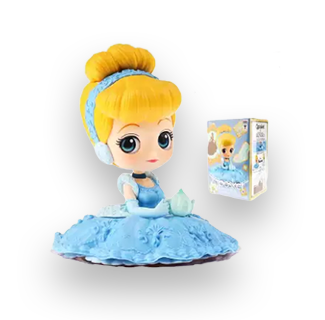 Disney Princess Q Posket Action Figure - Cinderella