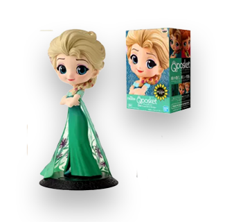 Disney Q Posket Action Figure - Elsa (Frozen)