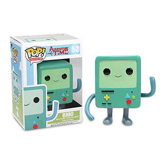 Funko Pop Adventure Time - BMO Action Figure