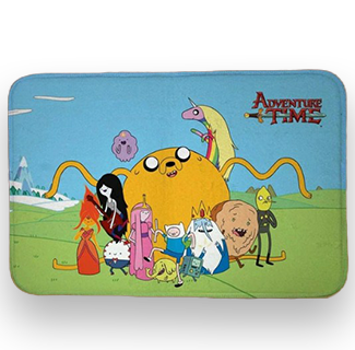 Adventure Time Floor Mat Carpet - Design B