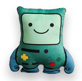 40cm Adventure Time Cartoon Character Plush Toy - BMO