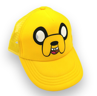 Adventure Time Jake Cap