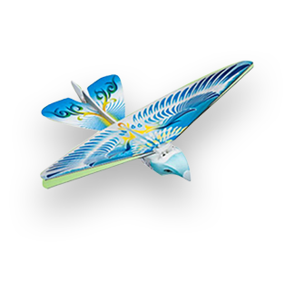 RC Electronic Flying Swallow Drone (Blue)