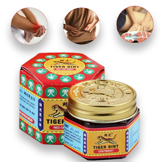 Tiger Balm - Muscle Pain Relief Ointment 19.5g
