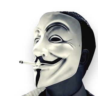 Anonymous Guy Vendetta Mask