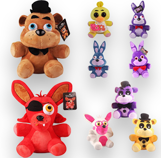 Five Night at Freddy's Plush Toy