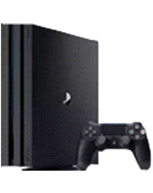 Sony PS4 Pro 2TB a Chassis without Camera