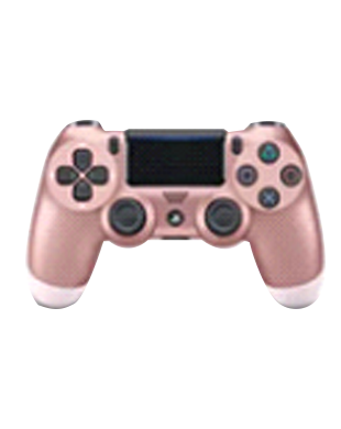 Sony PlayStation DUALSHOCK CUH-ZCT2G Wireless Controller (Rose Gold)