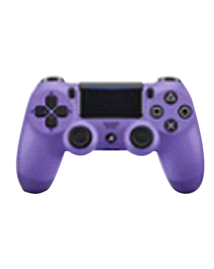 Sony PlayStation DUALSHOCK CUH-ZCT2G Wireless Controller (Electric Purple)